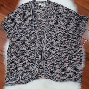 Motherhood Maternity Knit Cardigan Sweater,  OS